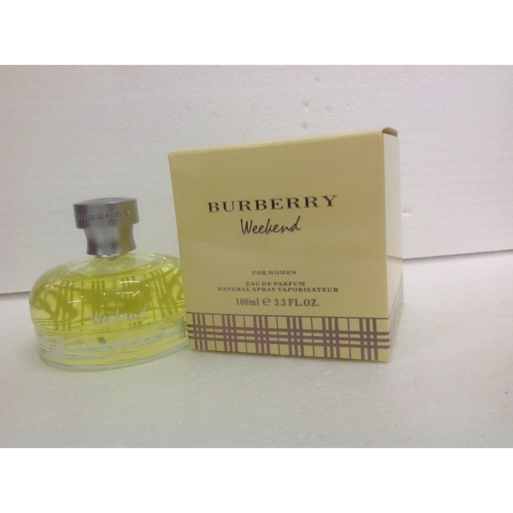 Burberry Weekend Usa Tester Perfume 100 Ml For Woman Lazada Ph