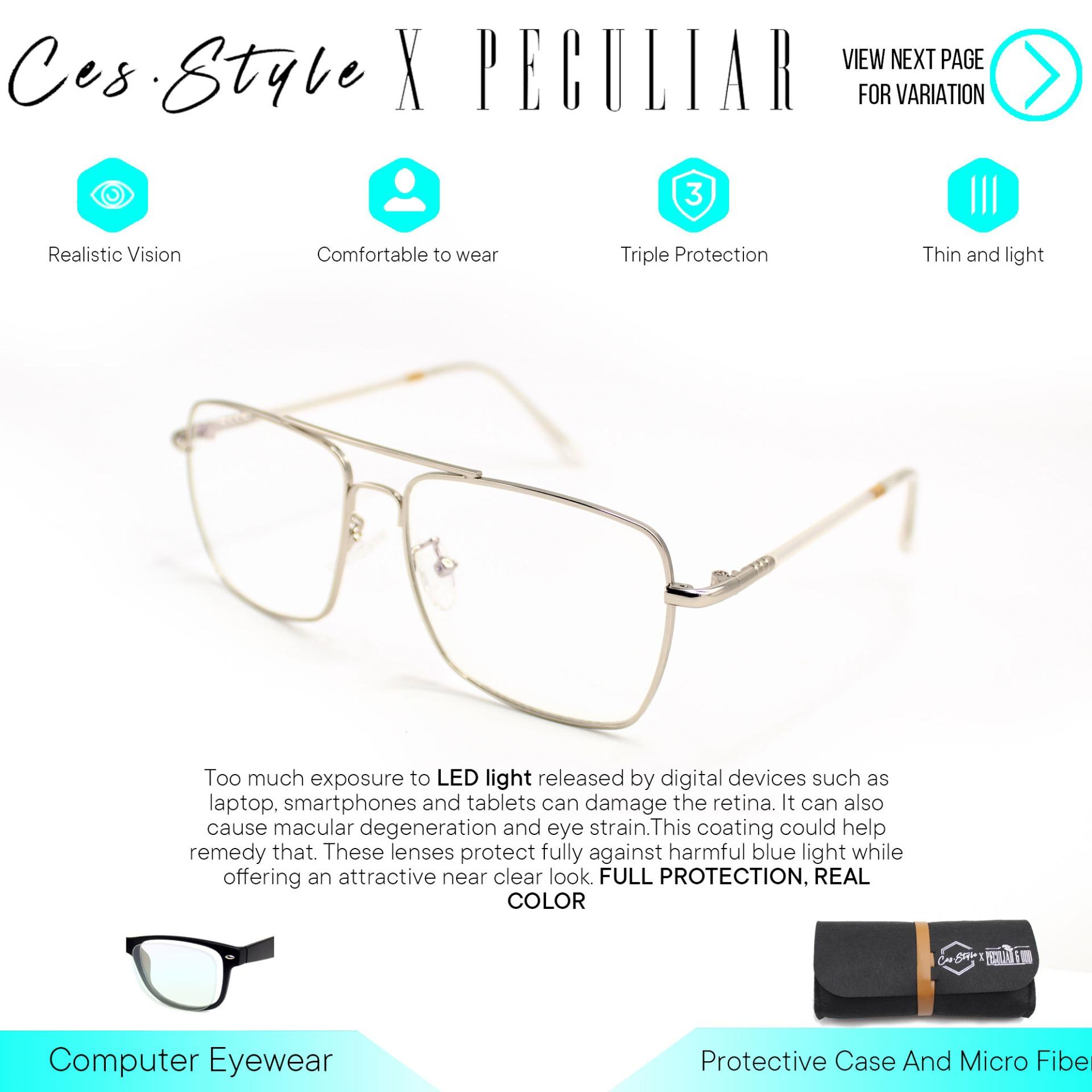 56051bad51 Computer Eyeglasses for sale - Glasses for Computers online brands, prices  & reviews in Philippines | Lazada.com.ph