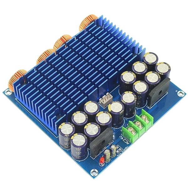 TDA8954TH 420W+420W High Power Class D Dual Channel High Fidelity Digital Power Amplifier Board