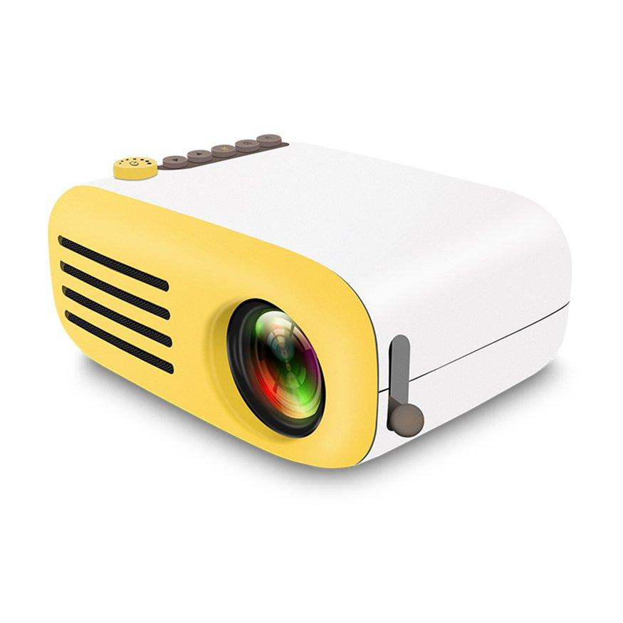 8728d969b1bc3a OSMAN Mini Home Portable YG200 Projector HD Computer Phone Support 1080P  US/AU/EU
