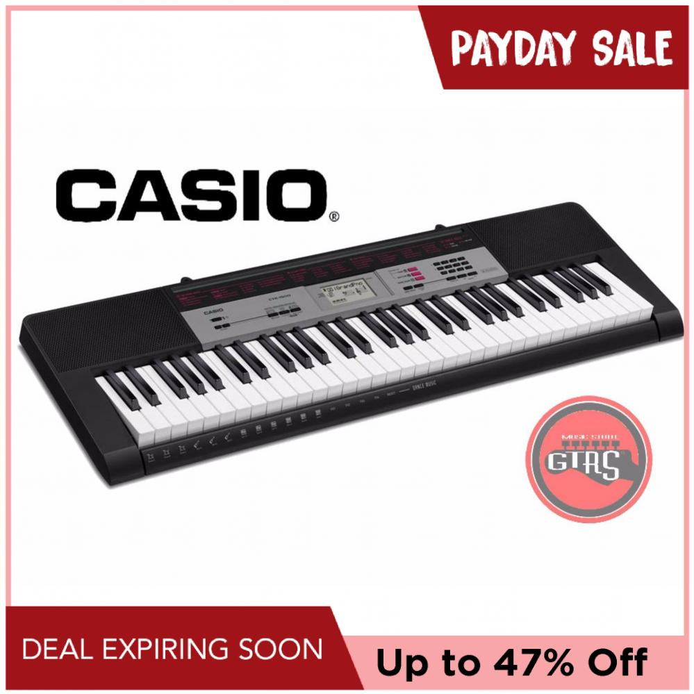 keyboard CTK-1500 61key with FREE Keyboard Stand