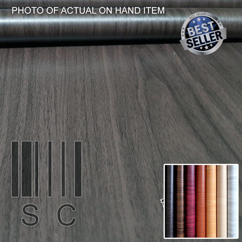 afc23d33 SC Wall Sticker PREMIUM WOOD SERIES (45CM x 10M) High Quality Self Adhesive  3D