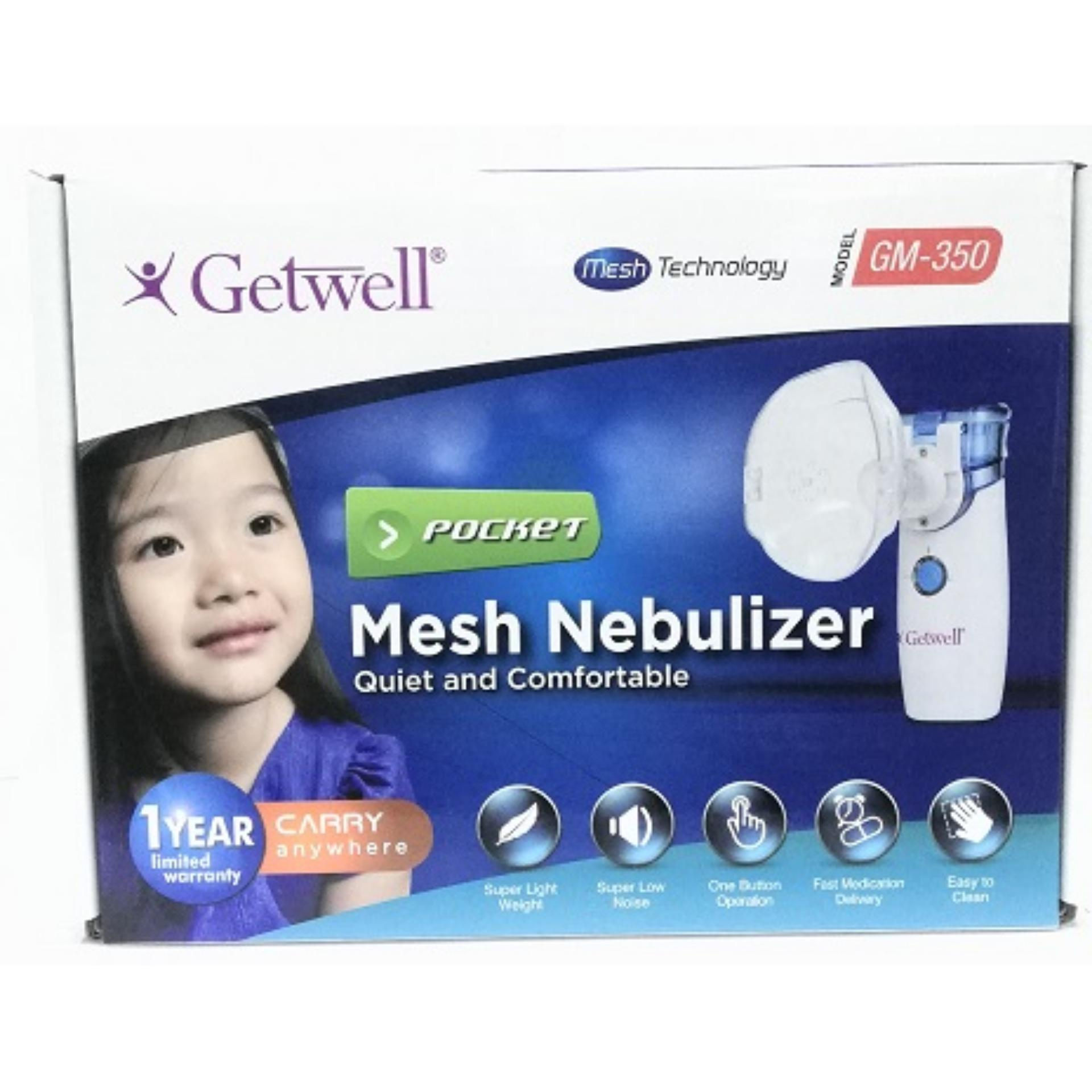 Getwell Pocket Nebulizer By Watsons Personal Care Stores