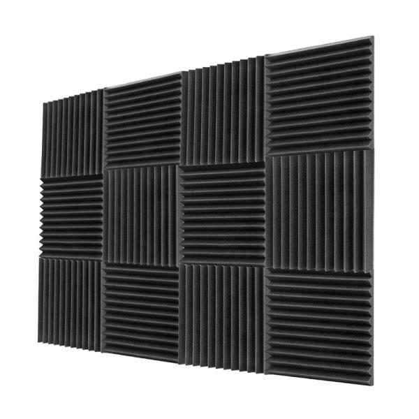 Acoustic Foam Panel, Soundproof Mat, Soundproof Foam Board,Studio Foam, Soundproof Foam, Soundproof Panel, Sound Foam Wedge Malaysia