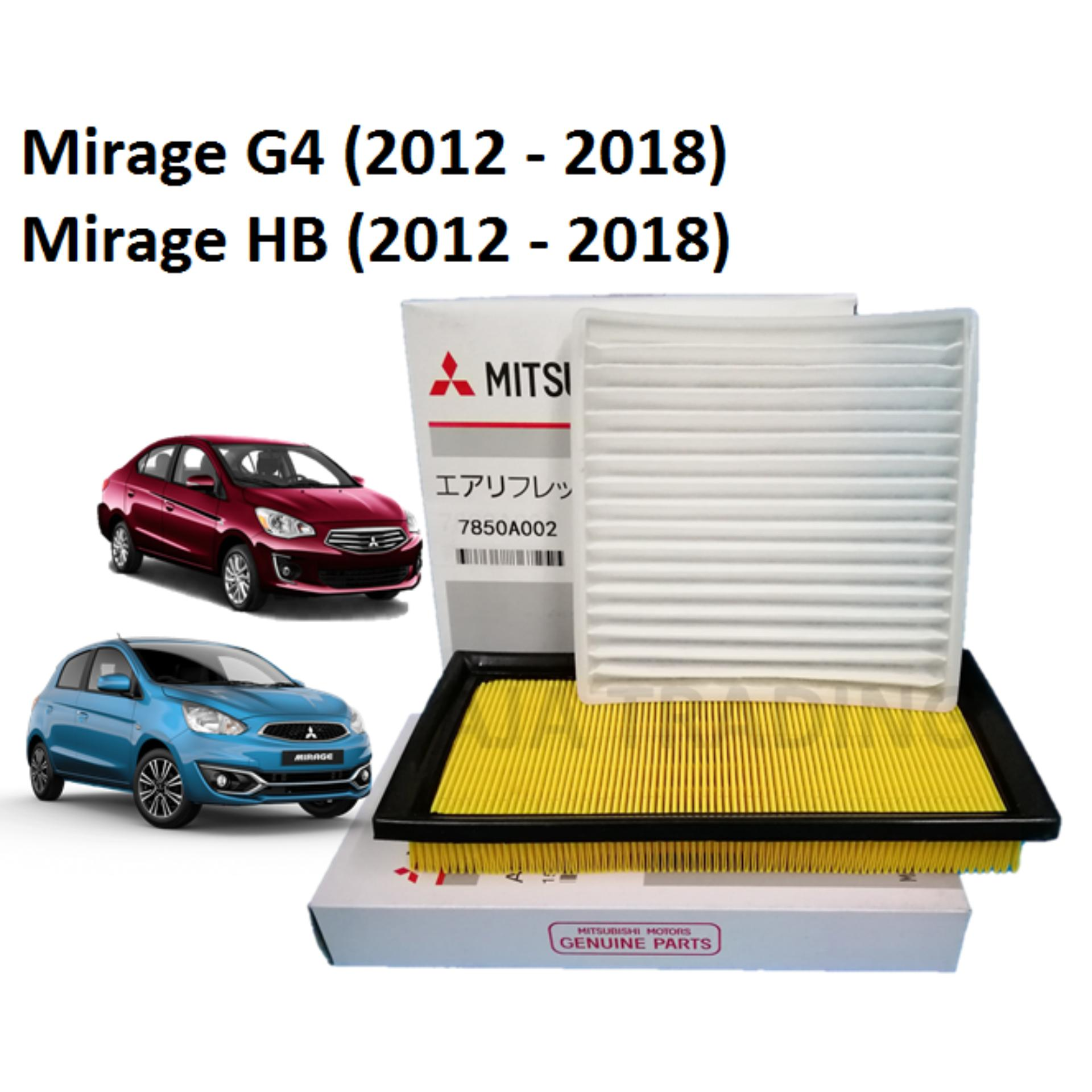Air Filter Car For Sale Engine Online Brands Prices 2007 Chevrolet Aveo Ls Fuel Combo And Cabin Mitsubishi Mirage G4 2012 Up