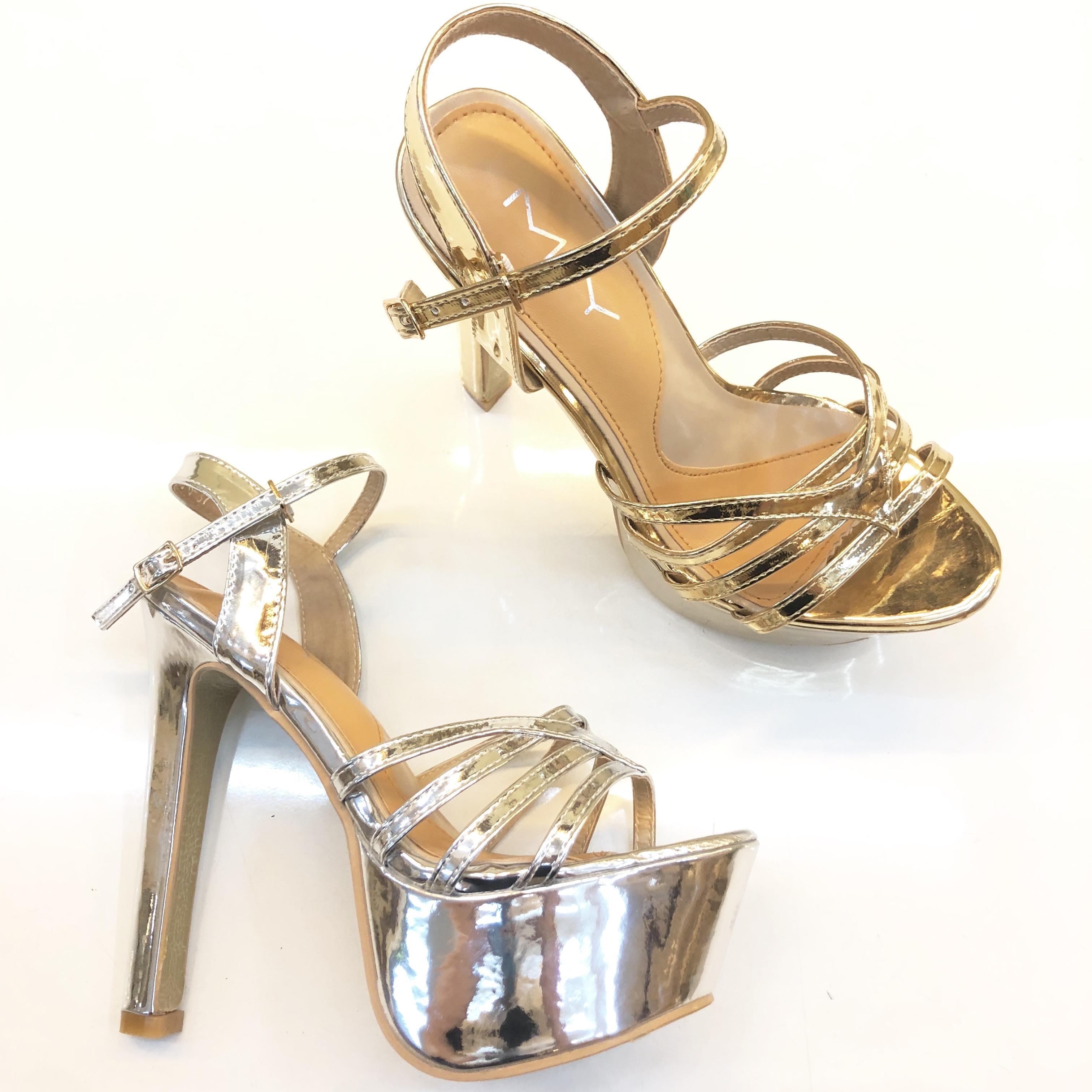 DS Korean Best seller Summer Women Fashion High Heel Peep Toe Platform  Stiletto Ankle Crisscross Strap 831804f4c538