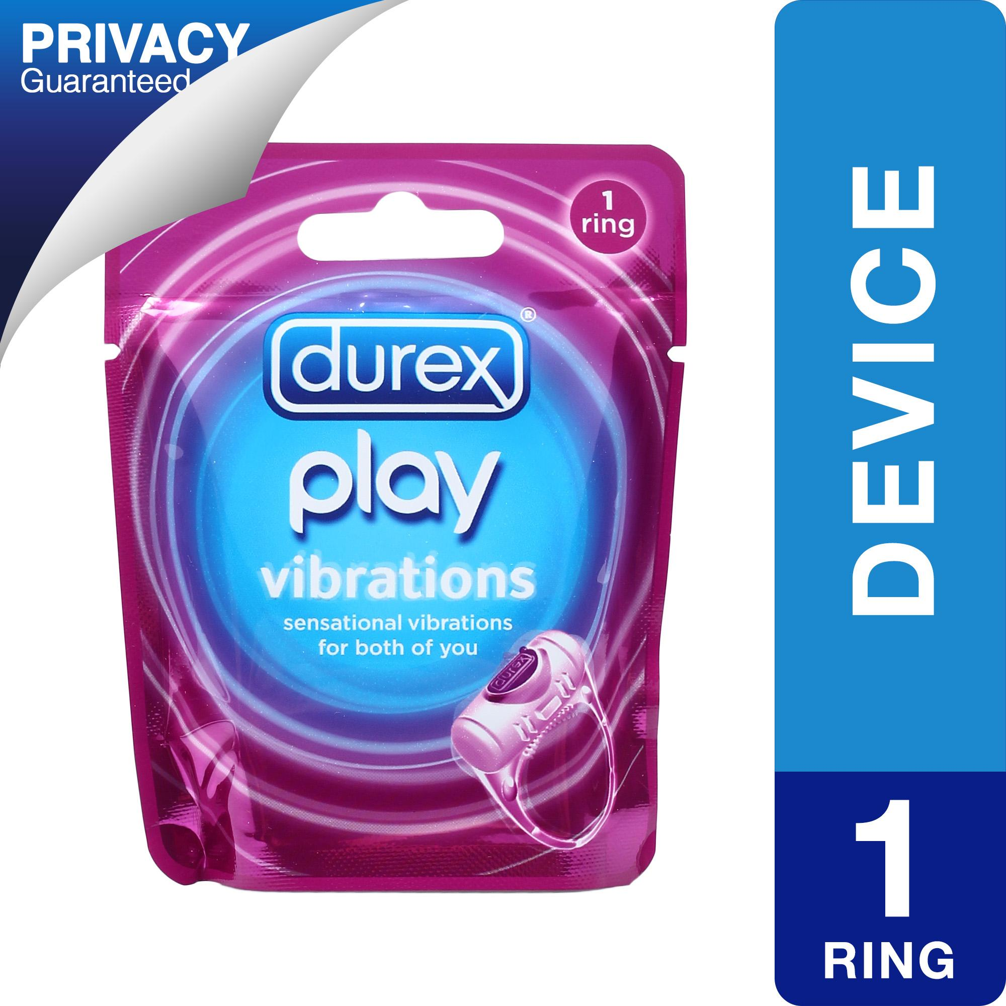 Play Vibrations By Official Store Durex.