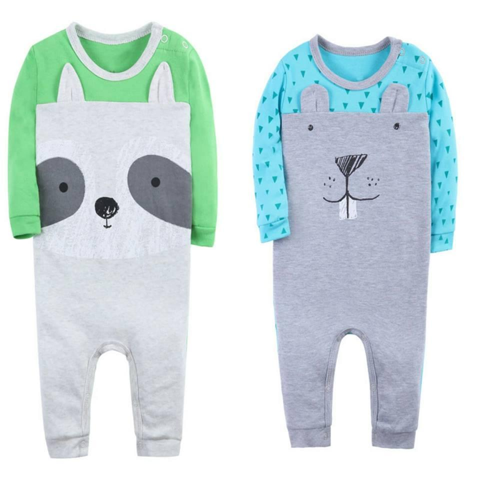 Vlss-100 Vlinder Premium Quality Sleepwear 2 Pcs For Baby Boys By Fashion & Trend Ph.