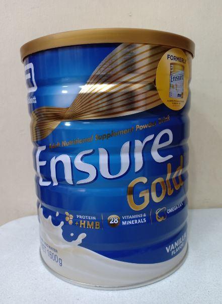 ENSURE GOLD Vanilla HMB 1 6kg