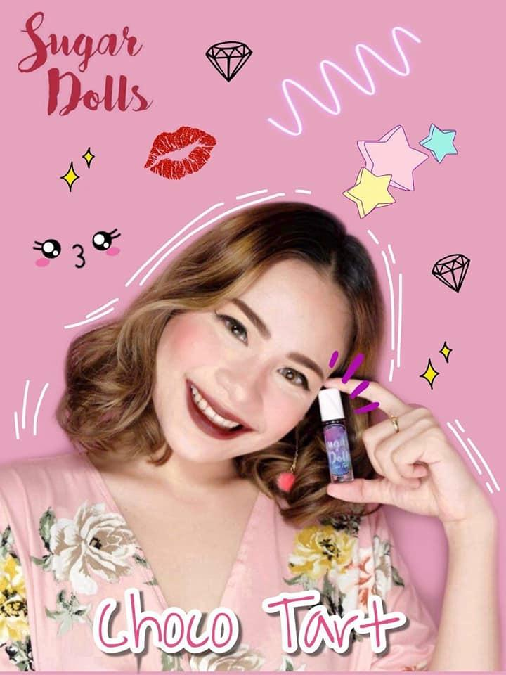 Sugar Dolls Gel-based Liptint (5ml) Choco Tart Philippines