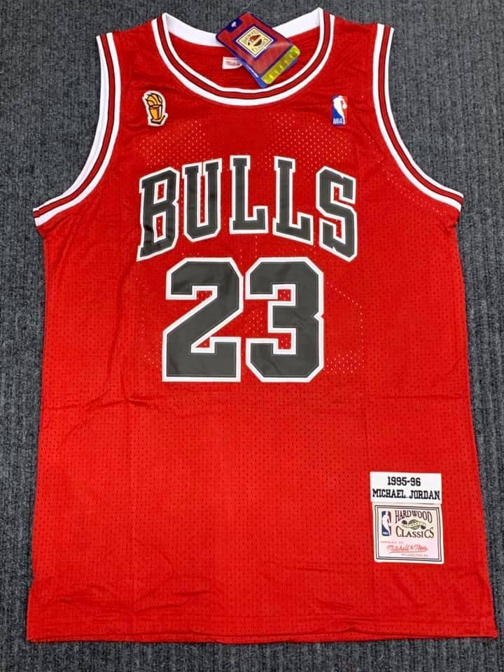 watch dc84a a6fbf Michael Jordan Chicago Bulls Retro Jersey