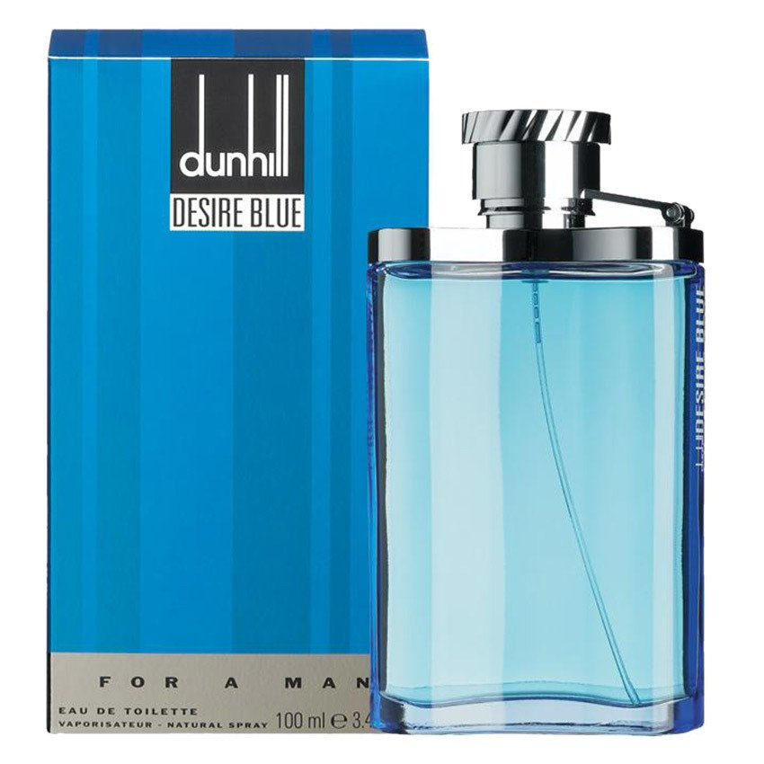 Alfred Dunhill Desire Eau de Toilette For Men 100ml (Blue) product preview, discount at cheapest price