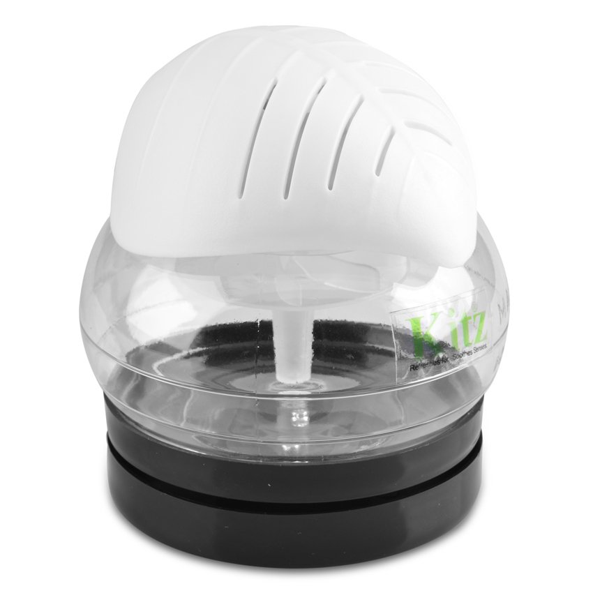 Kitz Mini Air Revitalisor with Car Adapter(White) product preview, discount at cheapest price