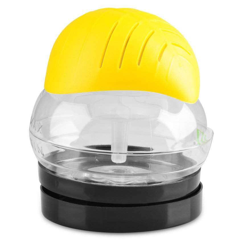 Kitz Mini Air Revitalisor with Car Adapter(Yellow) product preview, discount at cheapest price