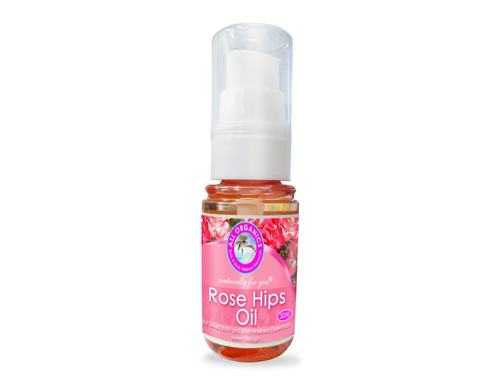Milea Rosehip Natural Beauty Oil 30ml