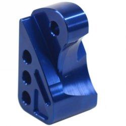 A027 Moto Brake Clamp w/4 Holes (Blue)