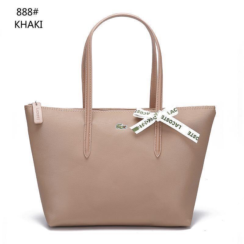 489f5efe753e BagsRetail Lacoste Tote Bag