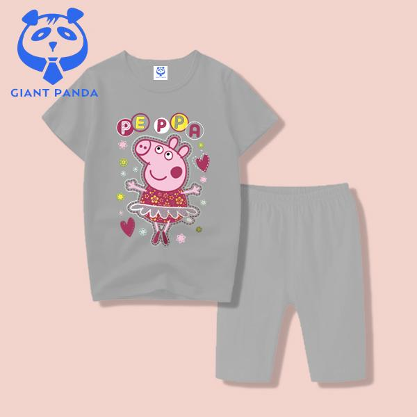 #GIANT PANDA#Girl Set Terno for Girls Kids Children Fashion On Sale Tops and