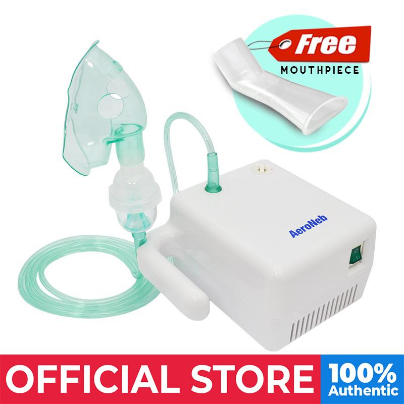 Aeroneb Compact Nebulizer - Free Mouthpiece By Medical Supplies Philippines.