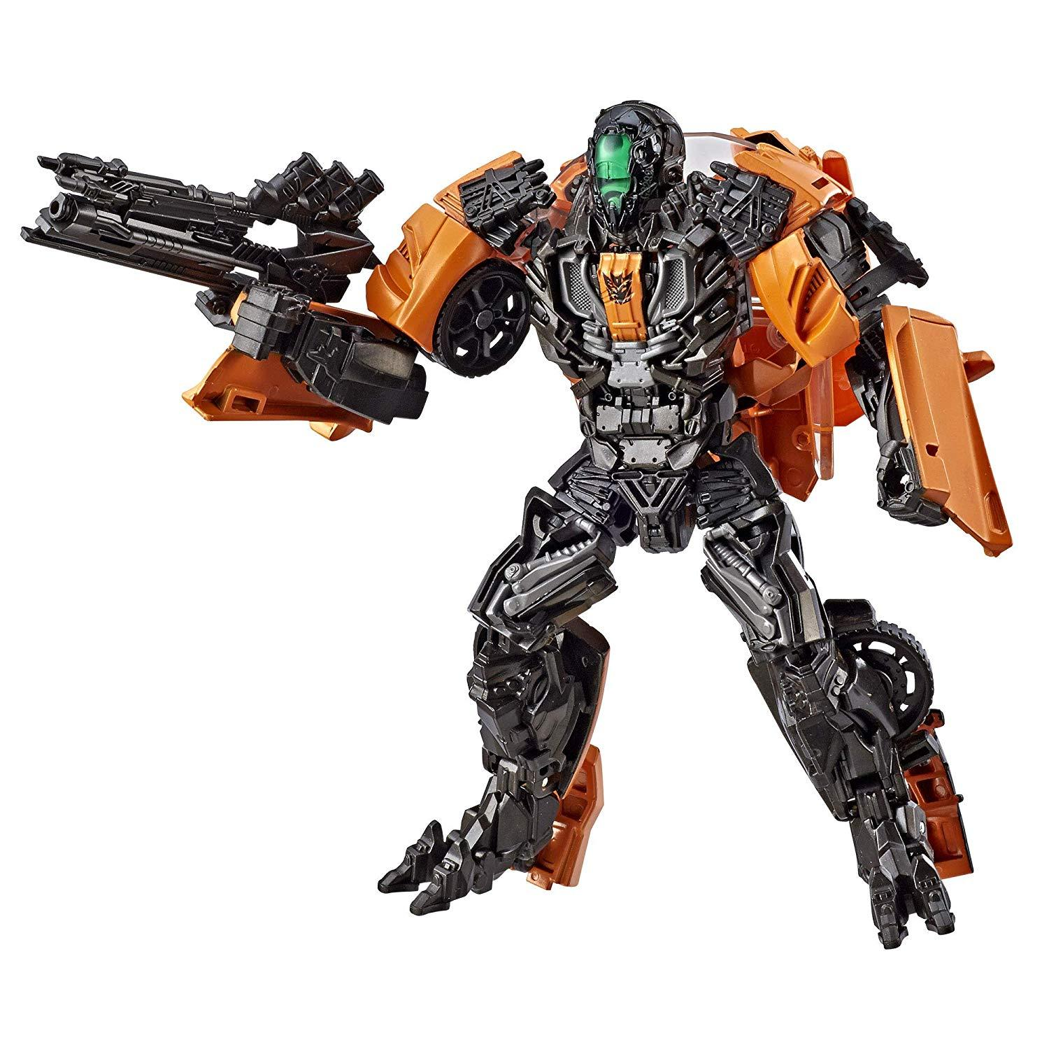Transformers For Sale >> Transformers E0976 Studio Series 17 Deluxe Class Age Of Extinction Shadow Raider Multi Colored