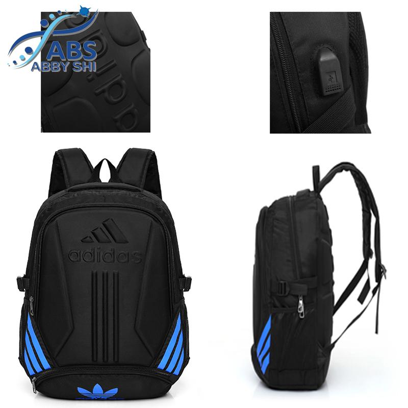 9b4951b52fd5 J/L ADDS USB Port Men Business Backpacks Design School Backpack for  Teenagers Laptop Backpack