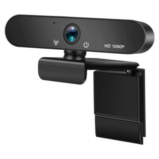 HD 1080P Webcam Driver-Free, Support Image Dynamic Contrast Enhancement, Suitable for Live Video Calls, Online Courses thumbnail