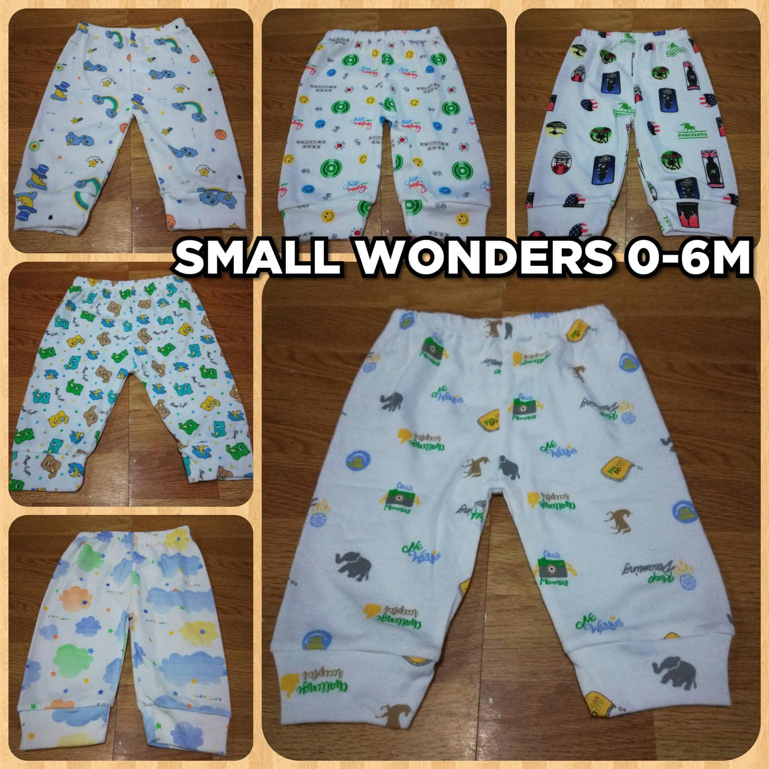 6pcs Small Wonders Pajama For Boys By Jmk.