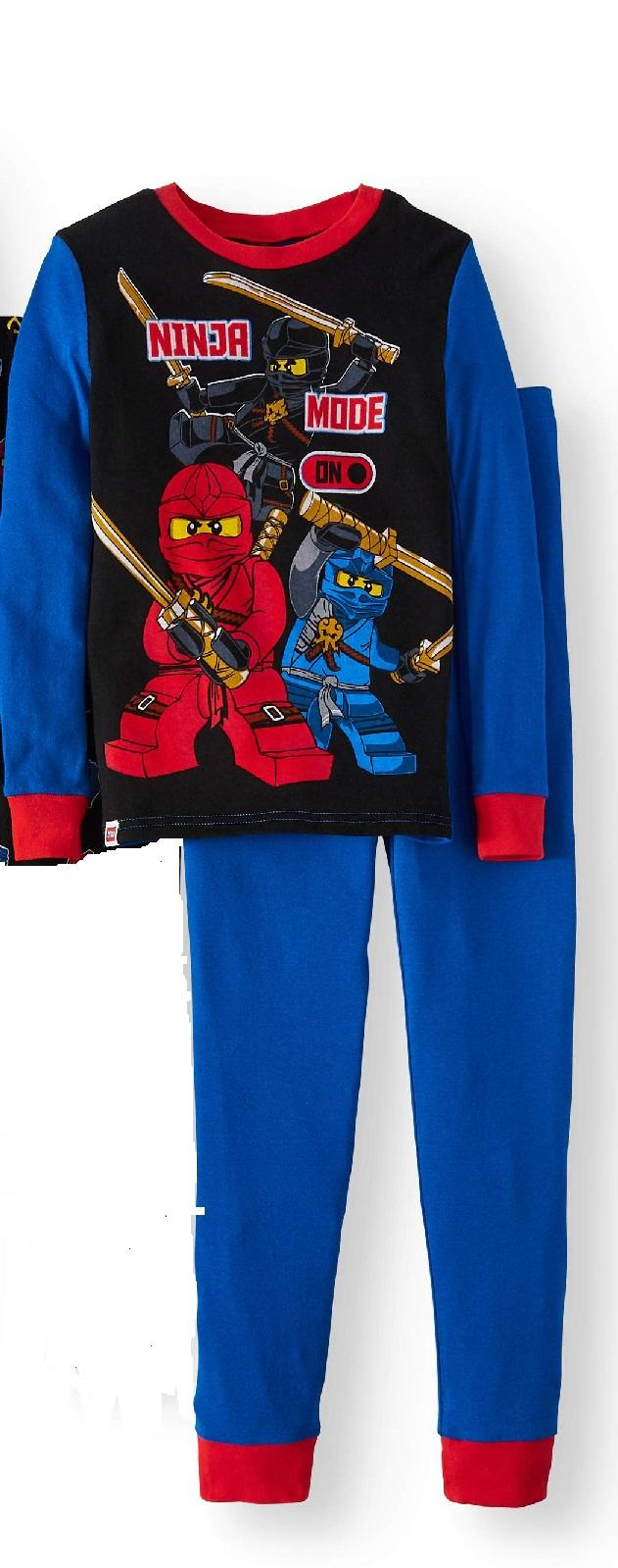 Lego Ninjago 2 Piece Pajama Longsleeves Set Get Big Discount Now! By Discount Store