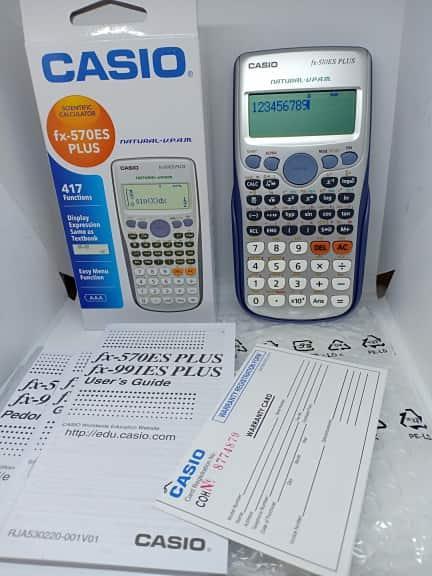 fx-570ES PLUS Scientific Calculator