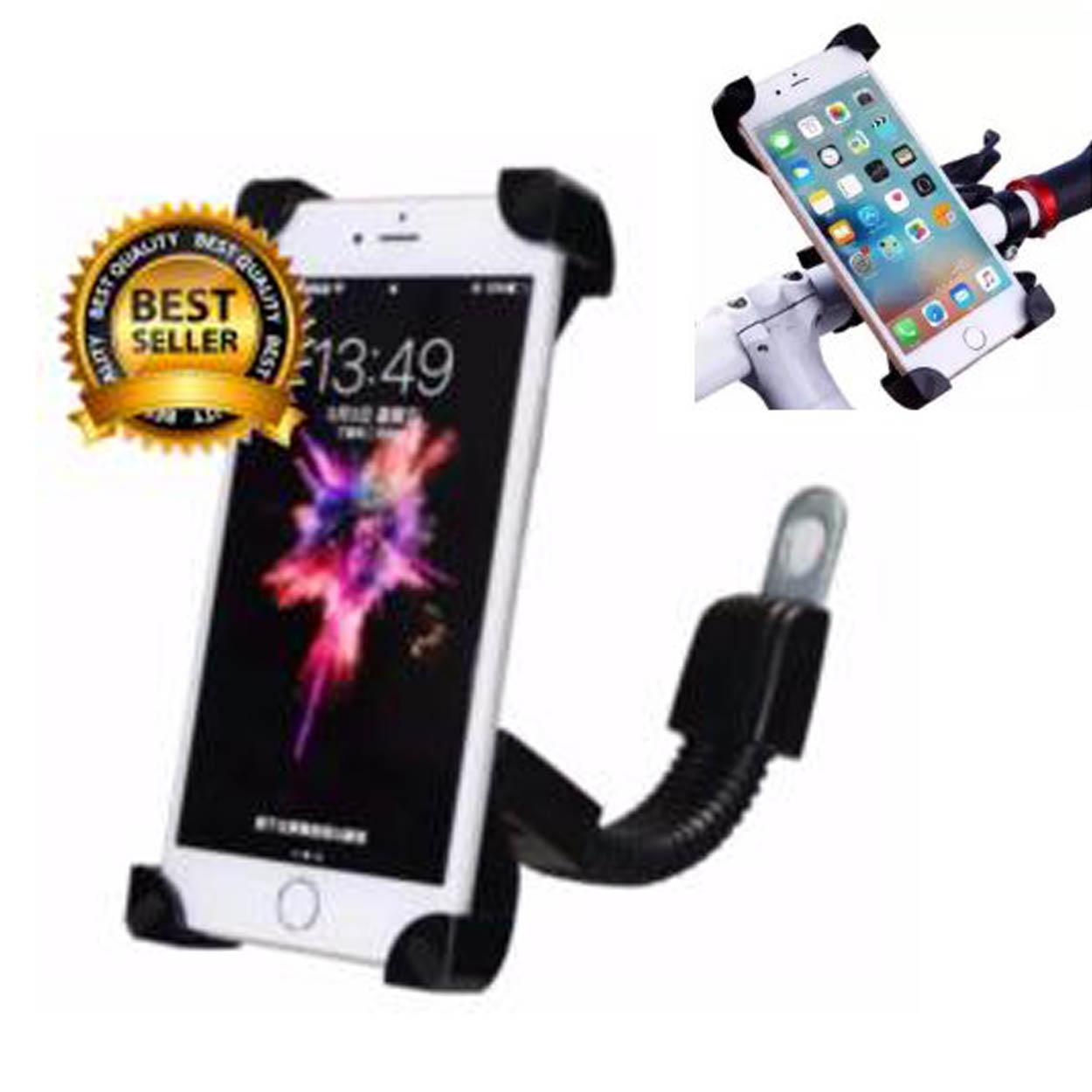 d5073822518 Phone Mount Holder Bicycle Motorcycle Stand for Smartphone (Multicolor)