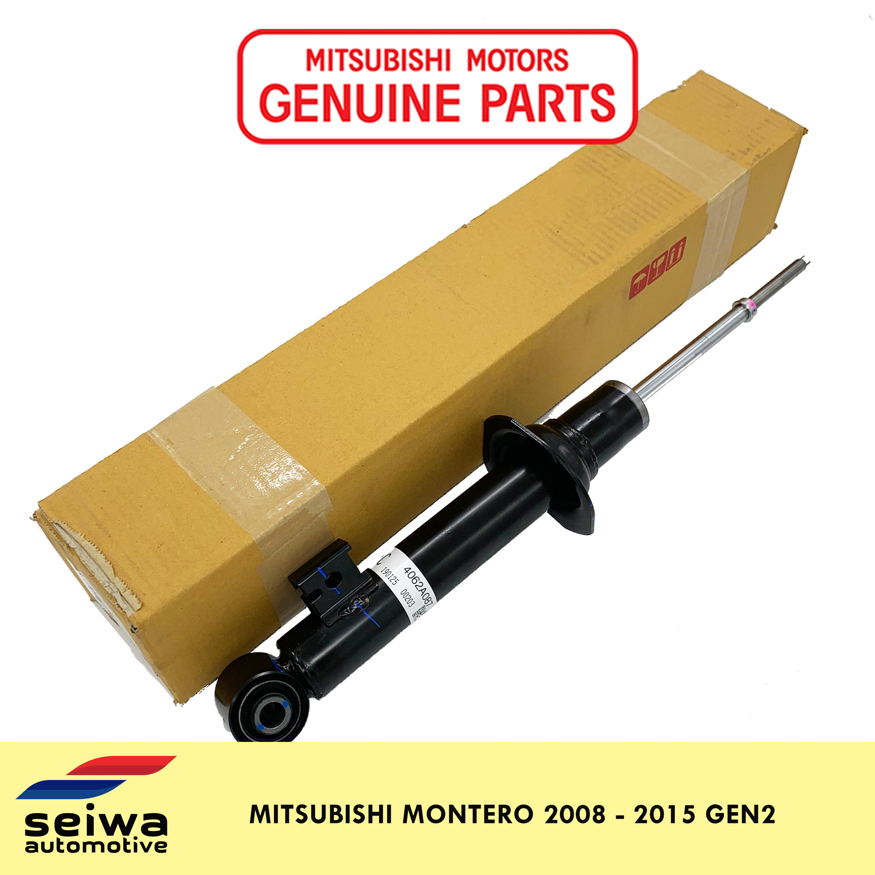 Mitsubishi Montero GEN2 2008-2015 Front Shock Absorber - Genuine Mitsubishi  Auto Parts - 4062A085/4062A111