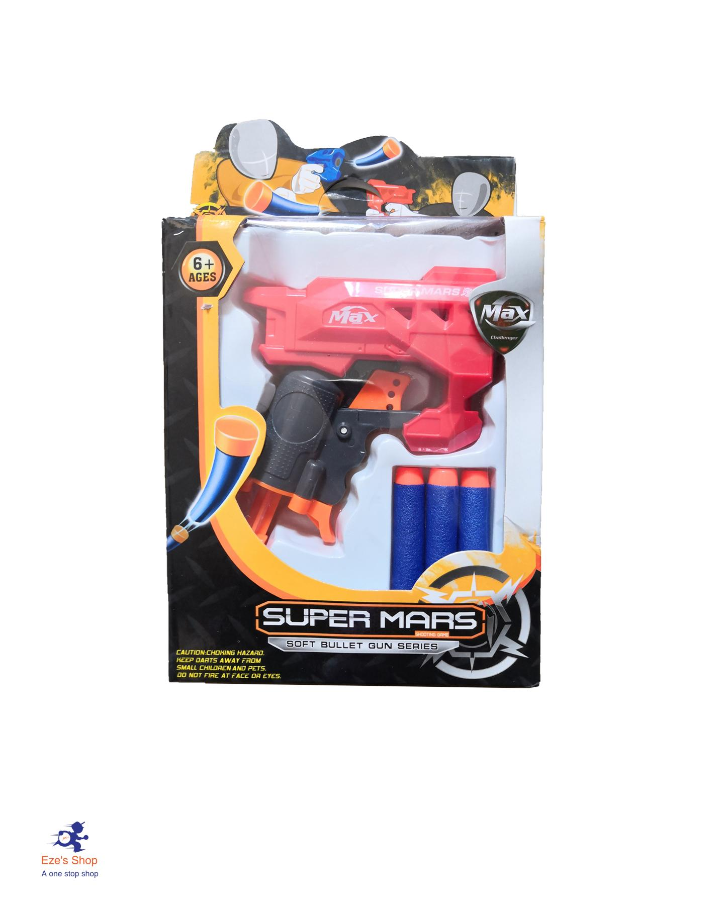 Nerf Gun By Ezes Shop.