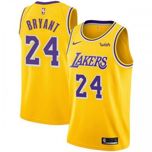 Offer Giảm Giá Áo Bóng Rổ NBA #24 #8 K OBE Byrant