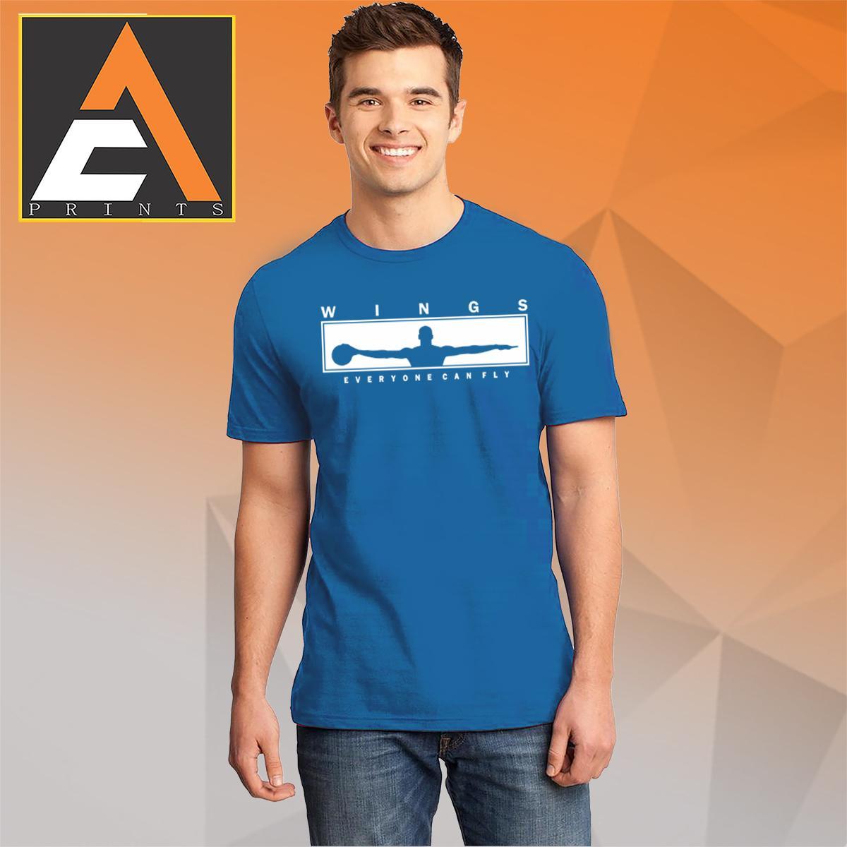1276eb7089b5c4 Jordan shirt Michael Jordan shirt Basketball tshirt Basketball shirt  WINGS01 Shirt Unisex(Men Women