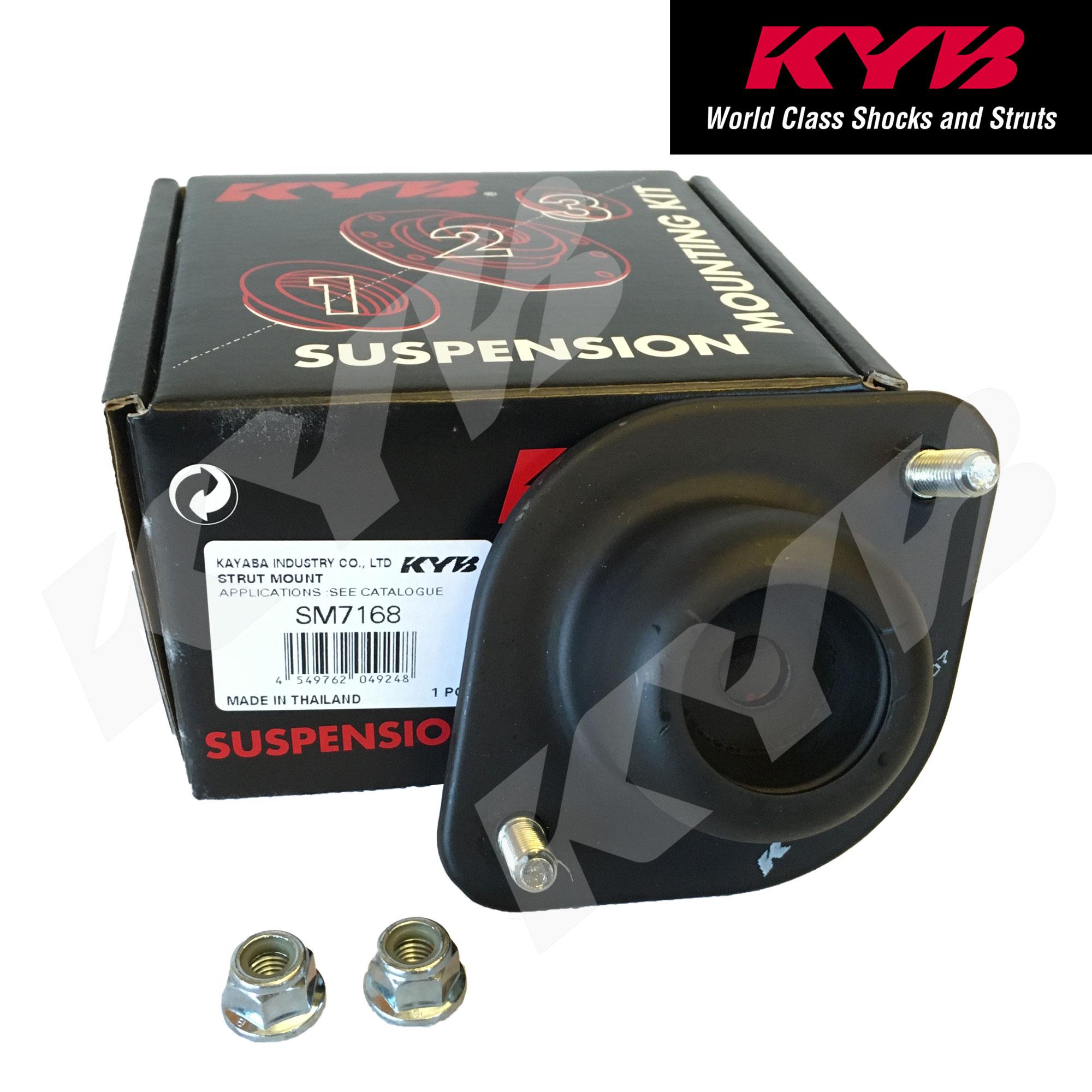 Kyb Kayaba Strut Shock Mounting Front For Nissan March K11 1997 2002 Sm7168 Lazada Ph