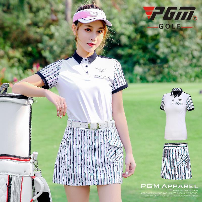 5e2251de75 2019 new! Women's Golf Apparel Women's Spring and Summer Clothes Short  Sleeve T-Shirt