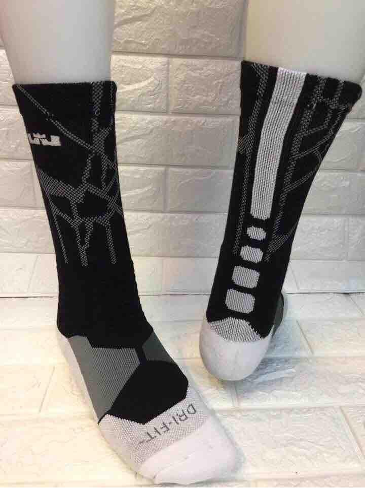 Leb2* Socks By Jason Tong.