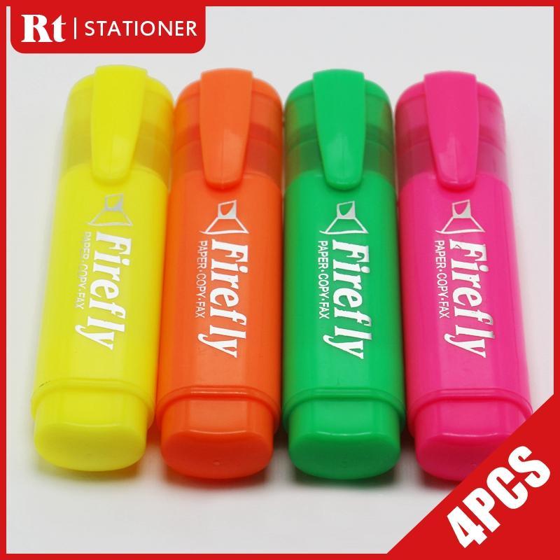 4pcs Supplies Gifts Wine Bottle Design Stationery Gel Ink Pen Office Supplies