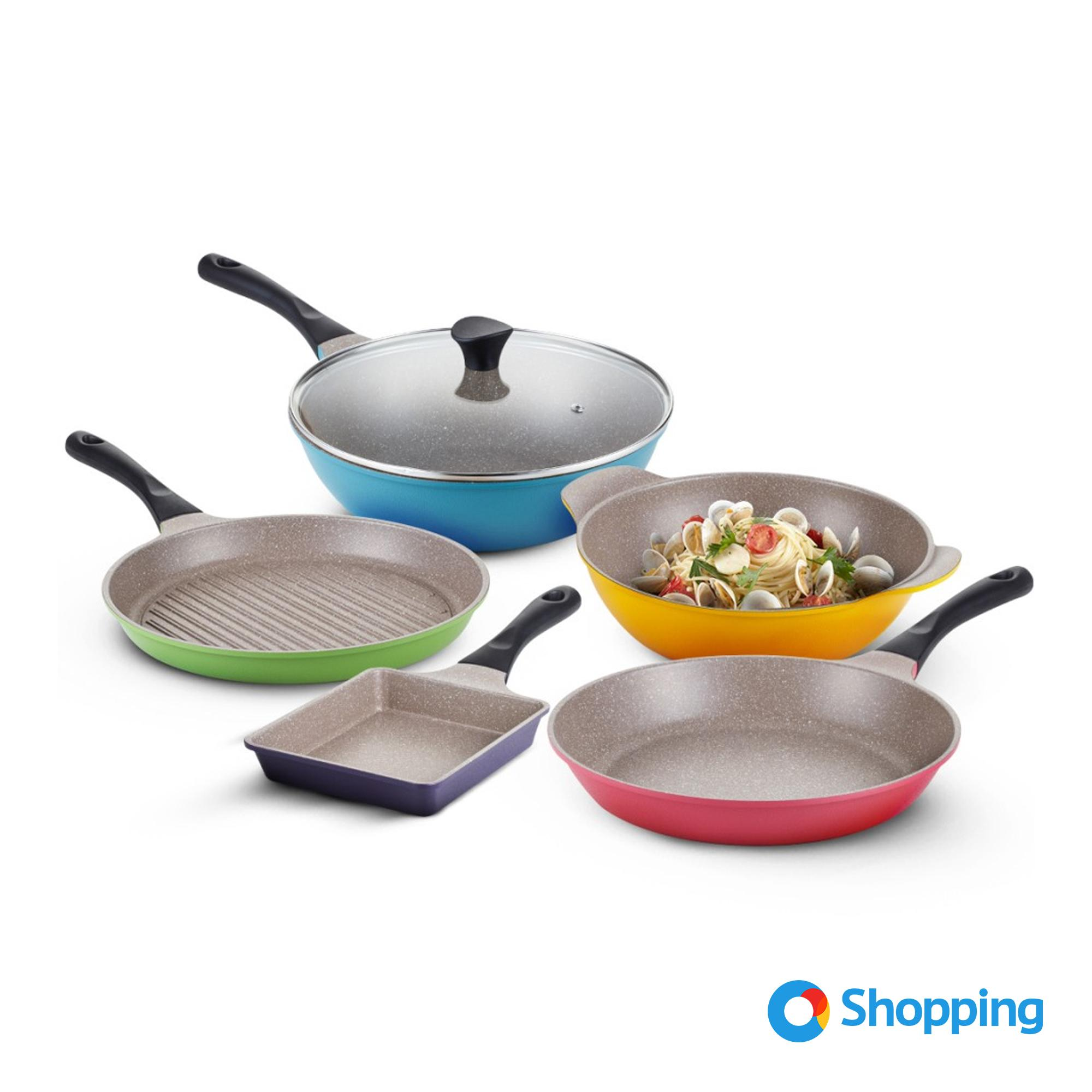 Cookware Set for sale - Cooking Set prices, brands & review in