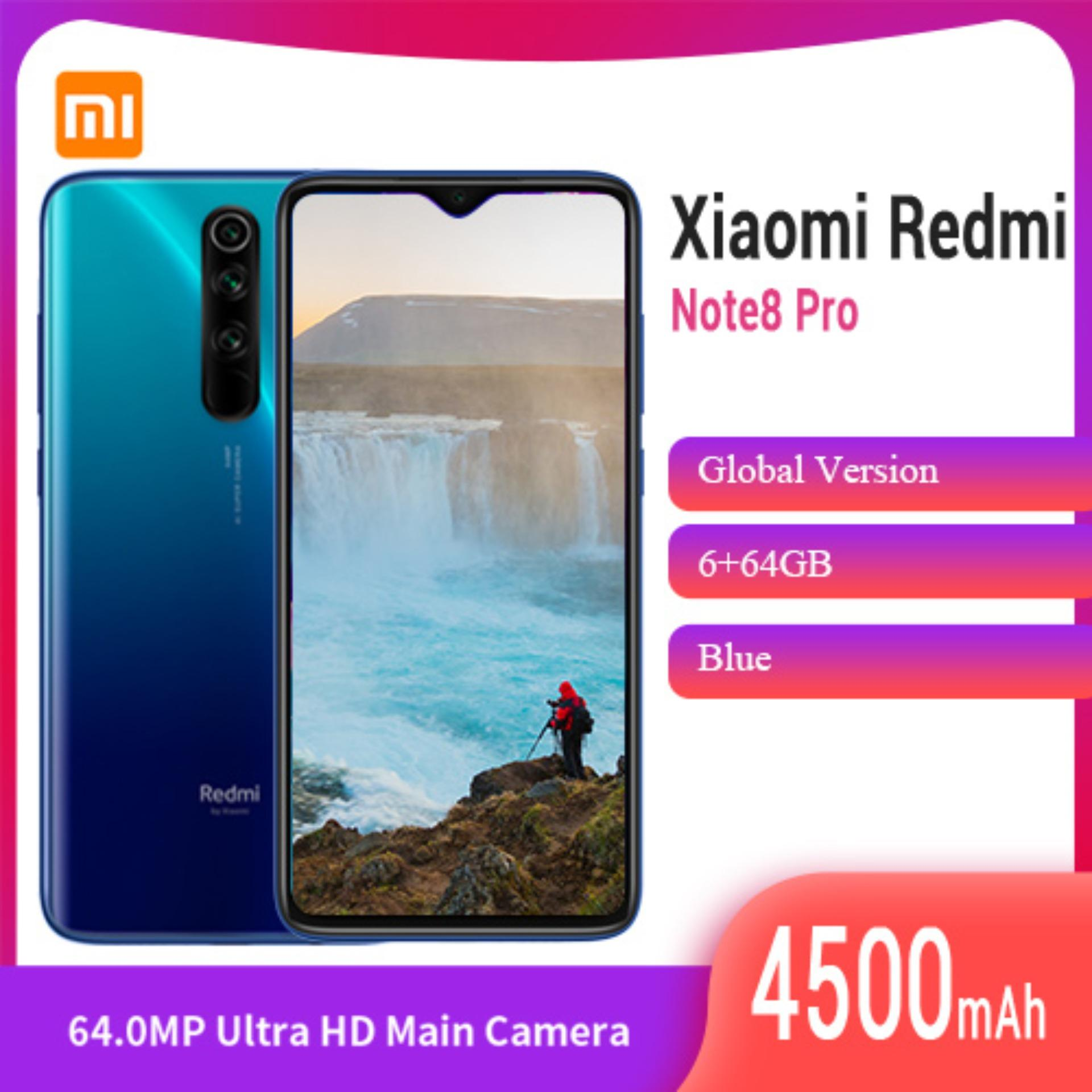 Xiaomi Redmi Note 8 Pro Global Version 6 64gb 128gb With 1 Year Warranty Lazada Ph