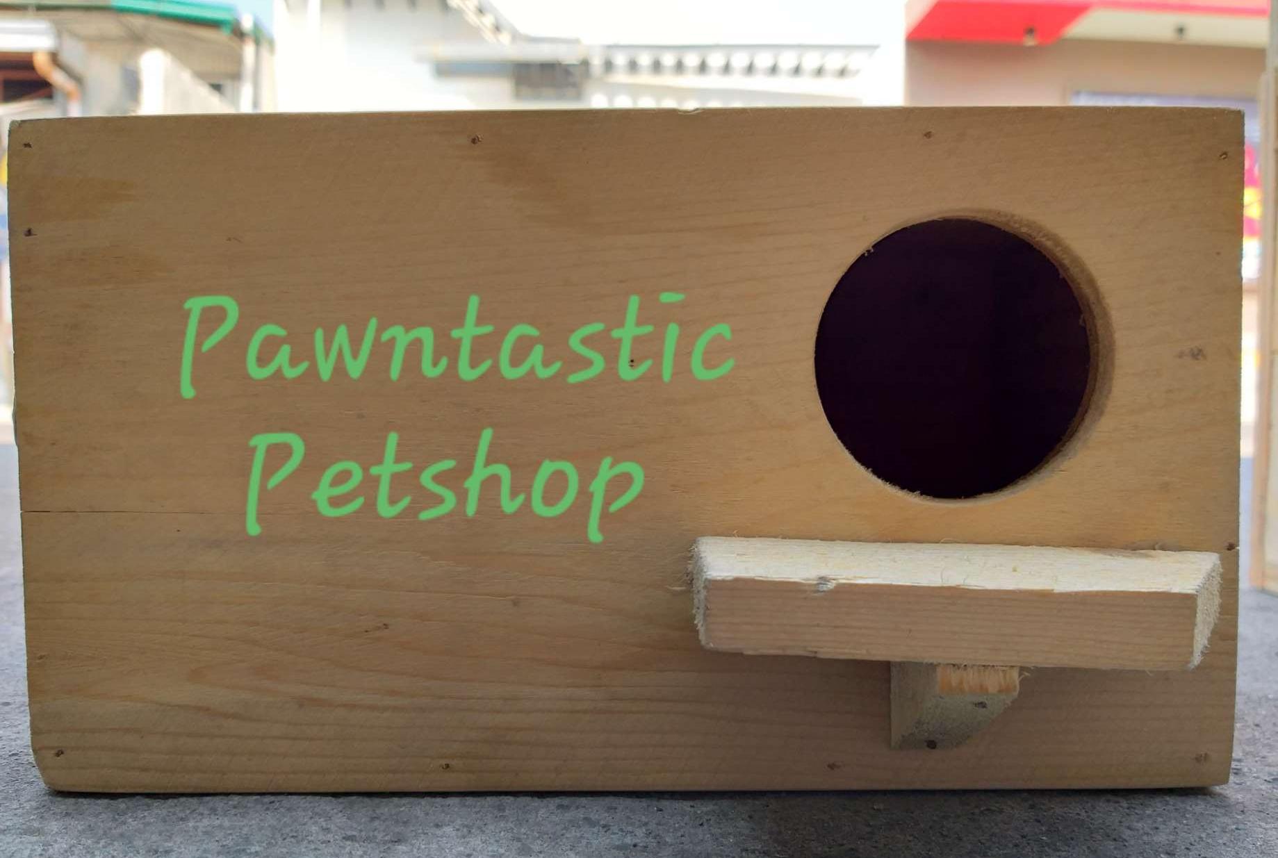 Birds Nest 1 By Pawntastic Petshop.