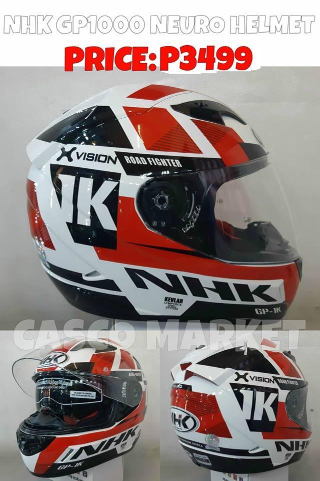 Nhk Helmets Philippines - Nhk Motorcycle Helmets for sale - prices