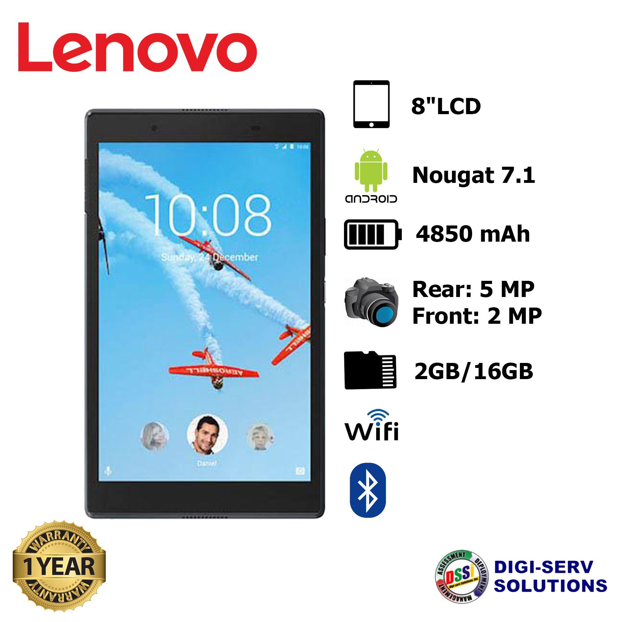 Lenovo Tab 4 8 TB-8504X 8