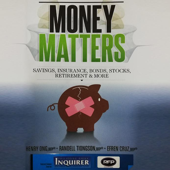 Money Matters By Inquirer Digital Store.