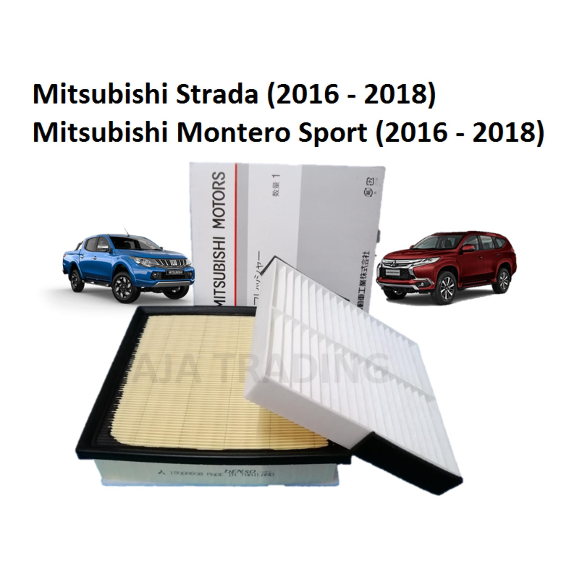 Air Filter Car For Sale Engine Online Brands Prices 1999 Mustang Fuel Rep Combo And Cabin Mitsubishi Strada 3rd Gen Montero Sport Diesel 2016