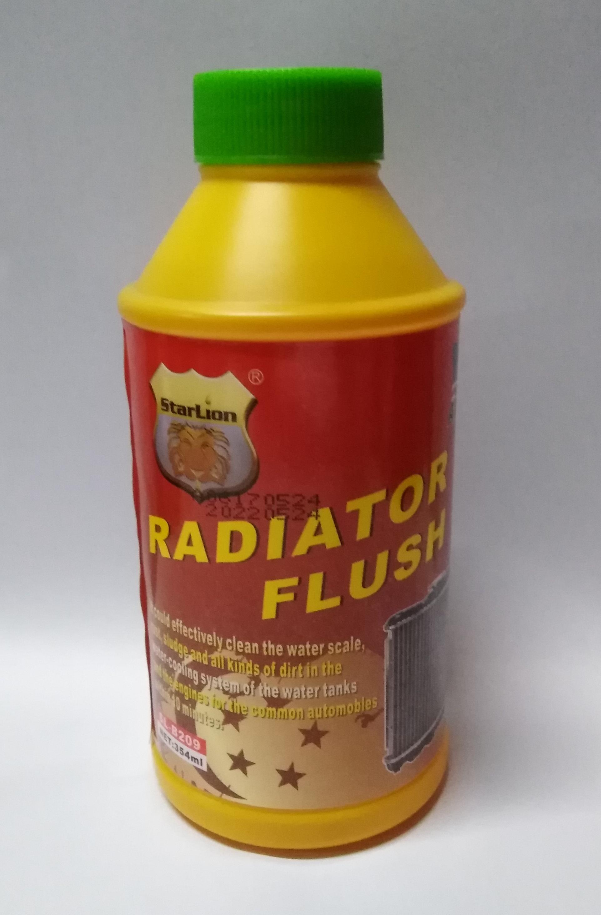 StarLion Radiator Flush 354 ML