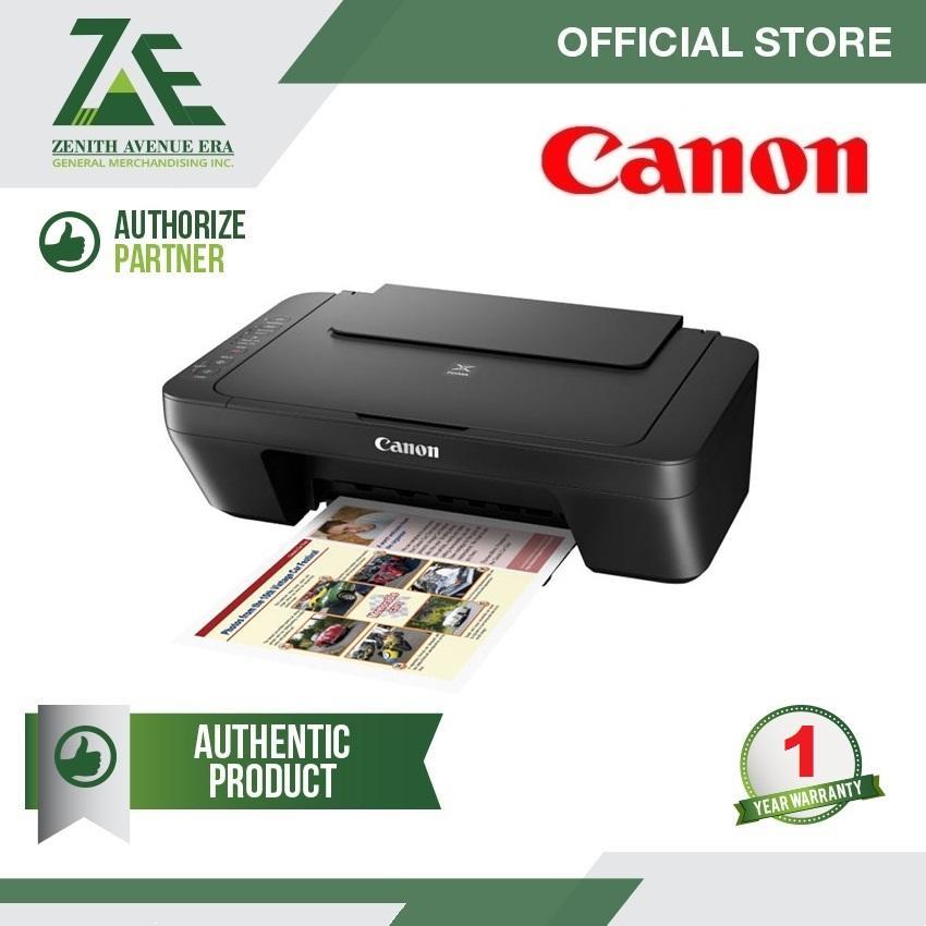 Canon MG3070S 3 in 1 Wireless Printer (Black)