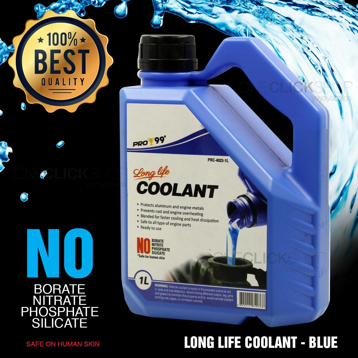 Engine Coolant/antifreeze Motorcycle Cars Coolant Best Seller - Blue