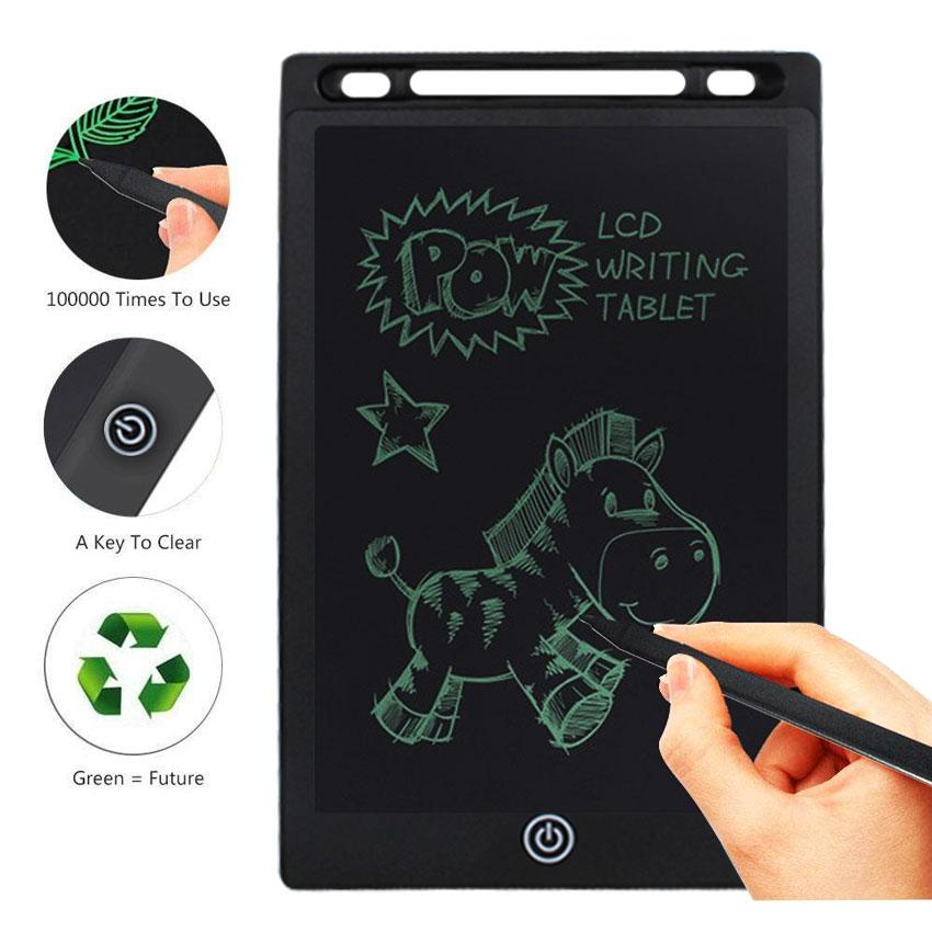 Adamas 8.5inch Lcd Writing Tablet Drawing Pad Digital Message Memo Graphic Board Notepad By Adamas.
