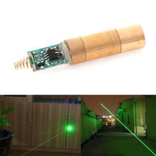 lvzhiqi YKS 532nm 30 50 MW Xanh Laser Mô Đun Diode Laser Ánh Sáng Miễn Phí Driver thumbnail